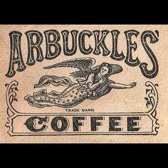 Beautiful Arbuckles Coffee trade mark