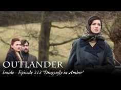 Outlander | Inside - Episode 213 'Dragonfly in Amber' - YouTube