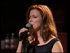 Martina McBride....Independence Day.  Passionate song.