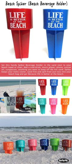 Summer Beach Products That Are Borderline Genius – 10 Pics