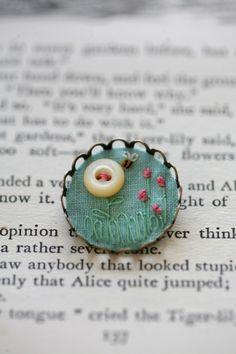 motleycraft-o-rama:  By Little Burrow Designs on Folksy.