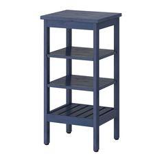 I love getting the new IKEA catalog (Hemnes, also comes in a bigger size)