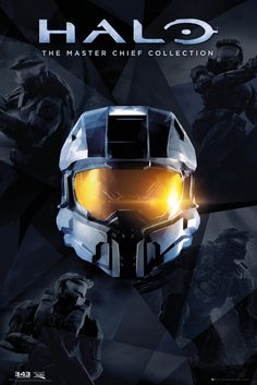 Halo Master Chief Collection - Official Poster