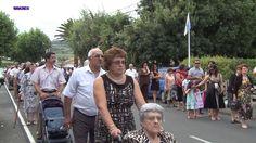 Procissão de Nossa Senhora de Lourdes - Feteira, Faial Açores