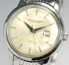 IWCインジュニアCal.8531アンティークATメンズ 113682 時計 Watch iwc ¥285000yen 〆05月05日
