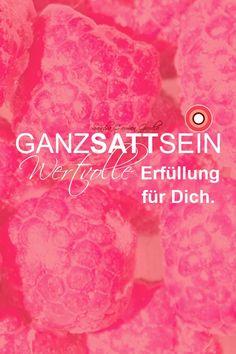GANZSATTSEIN | Staerkungs-Akademie
