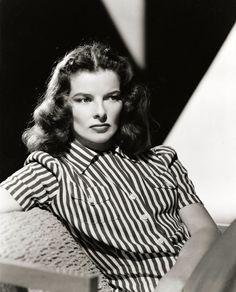 Katharine Hepburn, 1942 -- Clarence Sinclair Bull