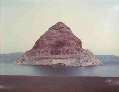 Richard Misrach, Pyramid Lake, 2004