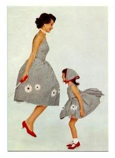 Vintage picture of a mother & daughter. Find the perfect Mother's Day gift at Beauty.com.