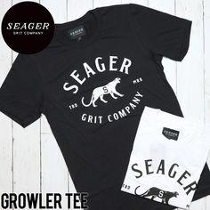 [クリックポスト対応] SEAGER シーガー GROWLER TEE 半袖Tシャツ | BRAND,SEAGER | LUG Lowrs