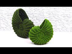 We crochet a Nautilus shell. 》Free patterns baskets crochet cotton trapillo t-shirt yarn zpaghetti Crochet Home Decor, Crochet Crafts, Crochet Toys, Crochet Projects, Free Crochet, Knit Crochet, Crochet Snail, Crochet Tutorials, Crochet Motifs