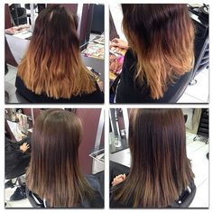 Balayage can be a great, low maintenance way to #highlight #hair! #hairbyphd #hairstylist #haircolour #colouredhair #colourcorrection #balyage #dipdye #parramatta #carlingford #weloveourclients #stdney #sydneyhair #sydneybeauty #parramattahairdresser #hairbyphdparramatta