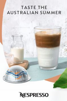 Let's take a trip to the land down under. Sweeten your coffee drinking experience with these new Nespresso capsules. The Flat White Over Ice and the Long Black Over Ice are two classic iced coffee drinks that you're sure to love. Click here to learn more.