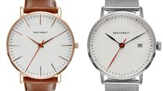 Braithwait Is The Pinnacle Of Beautifully Minimal Watches - UltraLinx