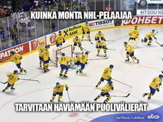 Finland, Nhl, Basketball Court, Humor, Pets, Funny, Fictional Characters, 6 Packs, Humour