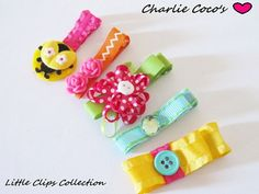 Spring/ Summer...Baby/Girls Hair Accessories.