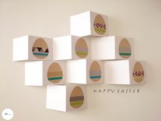 Happe Easter   #Easter #gift #cards #craftivity #handmade Easter Gift, Gift Cards, Graphic Illustration, How To Draw Hands, Wraps, Gift Wrapping, Stickers, Creative, Handmade