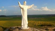 Christ the King Statue in Świebodzin (POLAND)