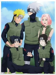 Team 7   team_7_by_shotlipglossnique-d3d6yhi