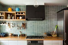 heath ceramics kitchen - Google Search