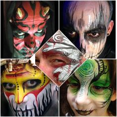 Worldwide Travel, Face And Body, Festivals, Facial, Parties, Photoshoot, Events, Fictional Characters, Facial Treatment