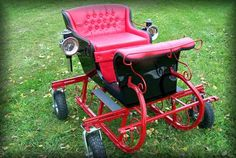 American Carriage Company - Miniature Horse Single Seat Sleigh