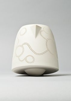 Claudia Napoleone design céramique :: Pichet toupie