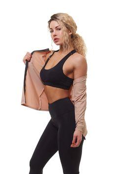 Black-and-Beige Sports Suit/Women's Sports Suit/Sports   Etsy Beige Leggings, Warm Leggings, Cotton Leggings, Sports Leggings, Suits For Women, Fit Women, Sports Women, Sport Outfits, Track