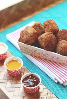 Low Carb Chicken Nugget Meatballs - Gluten Free