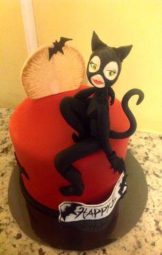 De Cake Rush.