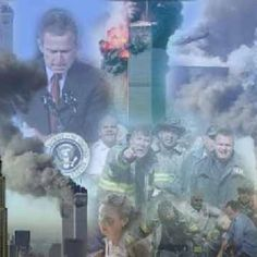 Shock throughout America as President Bush gives news conference