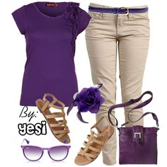 Purple outfit option 110.