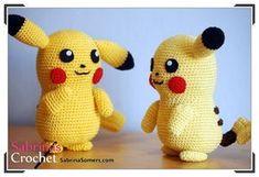 Pikachu - Pokemon - Gratis Haakpatroon - Amigurumi