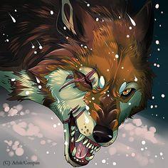 grrr by miss-fenris.deviantart.com on @deviantART