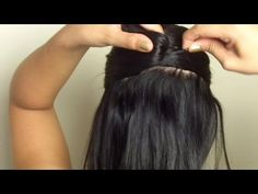 How To: Master the Bobby Pin - Quick Tip for Hair - YouTube