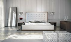 Ludlow Bed   Modern   Beds   San Diego   Real Deal Furniture U0026 Mattress