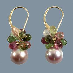 Opal Stud Earrings, Opal Lotus Flower Jewelry, October Birthstone Jewelry, Raw Fire Opal and Silver Flower Jewelry, Uncut Gemstone Studs - Fine Jewelry Ideas Bead Jewellery, Wire Jewelry, Jewelry Crafts, Jewelery, Beaded Jewelry, Gold Bridal Earrings, Diy Earrings, Custom Jewelry, Handmade Jewelry