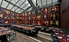 Rawlins Design Inc., Co-op restaurant and lounge, Rivington Hotel NY, NY
