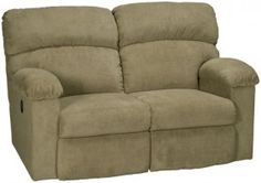 La-Z-Boy Reclining Loveseat $979 from Jordans Furniture.  1-866-856-7326.