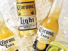 favorite beer, Corona Light