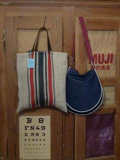 """Tasche """"Vintageleinen"""" und Tasche """"gesattelt"""" Tote Bag, Lisa, Bags, Fashion, Taschen, Handbags, Moda, Fashion Styles, Carry Bag"""