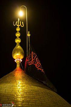 Shrine of Imam Hussain (A.S) - Karbala Iraq  (1 Muharram 1438 / 2016 - Karbala Iraq)  Shia Multimedia Team - SMT http://ift.tt/1L35z55