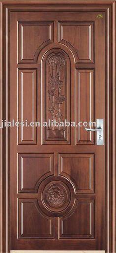 Source Hot-Selling high quality low price single wooden door design , solid wood door , solid wooden door on m.alibaba.com
