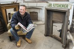 - Jules Hudson shares his thoughts on reclamation (photo: Jesse Wild)