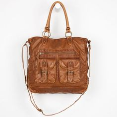 T-Shirt & Jeans Tamra Tote Bag Cognac One Size For Women 24063940901