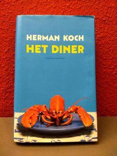 Het diner, samenvatting van deze roman van Herman Koch. En een vergelijking met het toneelstuk dat Kees Prins maakte van Het diner. Roman