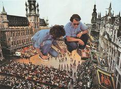 El collage interno de Andrés Gamiochipi - Cultura Colectiva - Cultura Colectiva