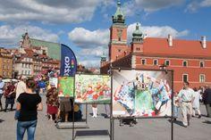 Przed nami kolorowe emocje w samym sercu Warszawy   Farby Śnieżka