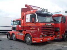 Scania R 143. MotoBurg