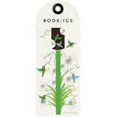 Bookjigs Sweet Nectar bookmark